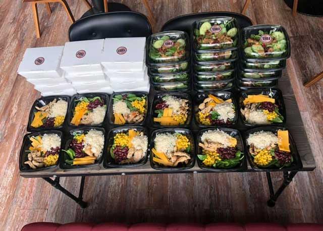 Fuel BOX – trei mese sănătoase, zilnic, livrate oriunde ești în Galaţi